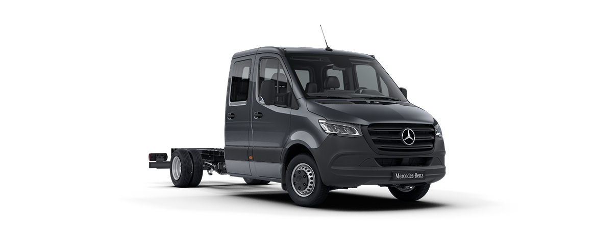Sprinter Chassis Cab, selenite grey