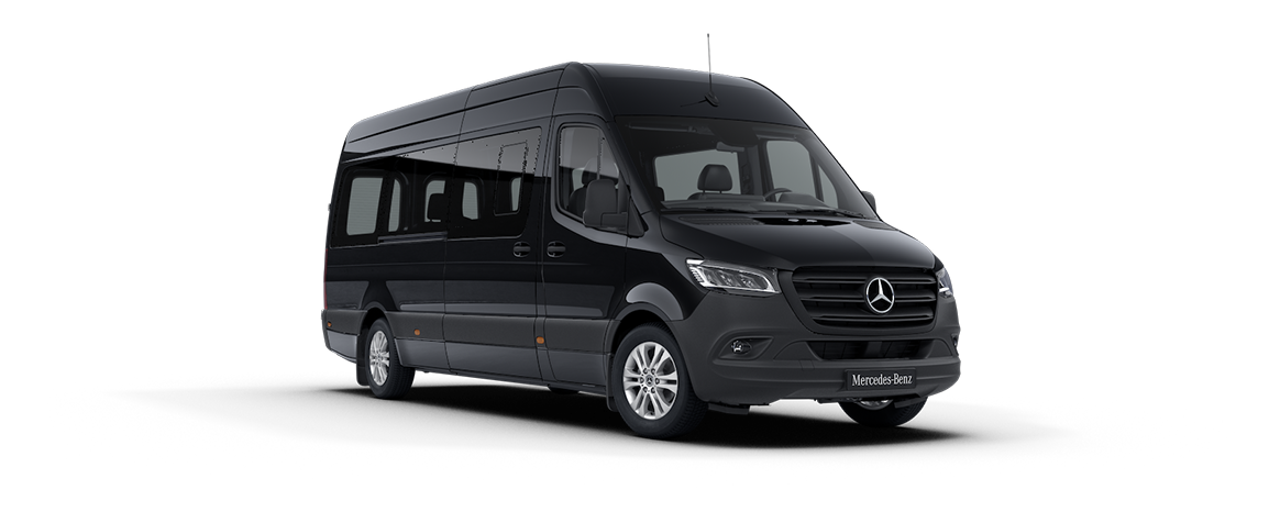 Sprinter Tourer, obsidian black