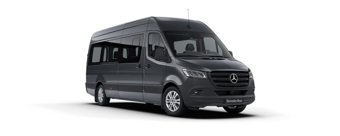 Sprinter Tourer, tenorite grey