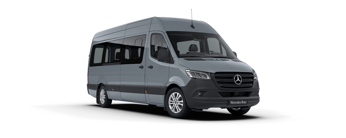 Sprinter Tourer, blue-grey
