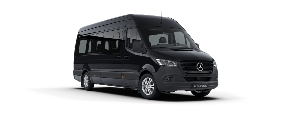 Sprinter Tourer, jet black