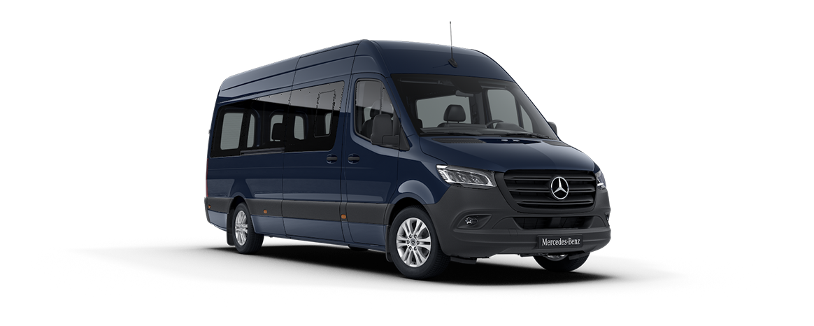 Sprinter Tourer, steel blue