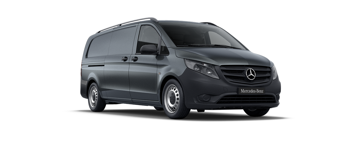 Vito panel van, flint grey
