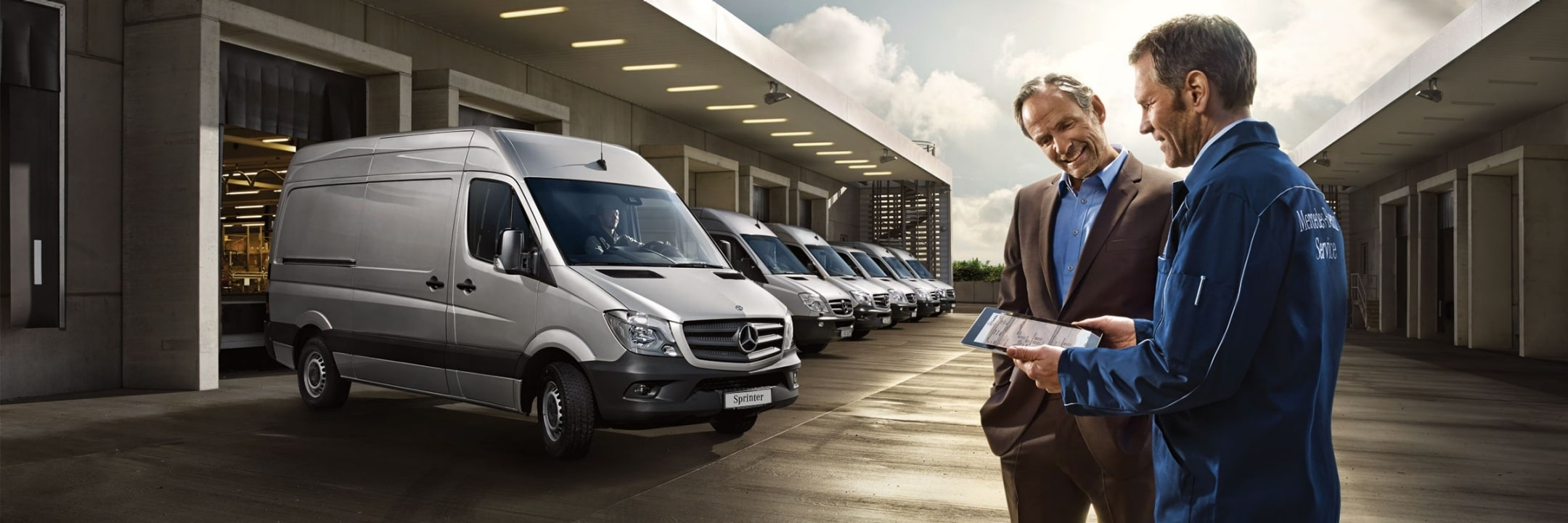 Mercedes-Benz contact for customer solutions