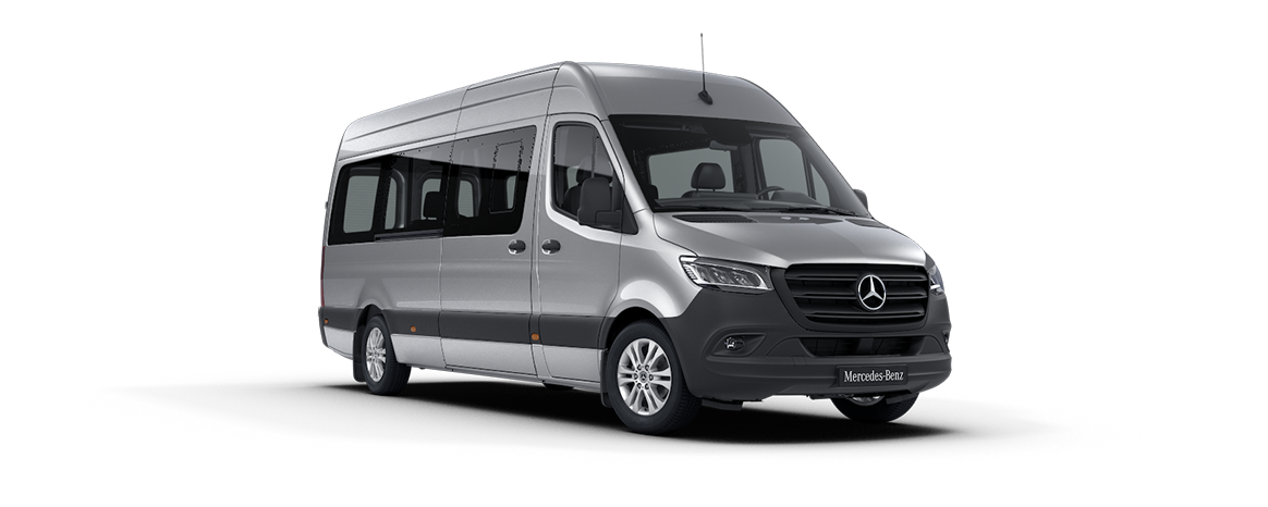 Sprinter Tourer, iridium silver