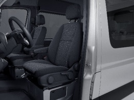 Sprinter Tourer, luxury driver's seat