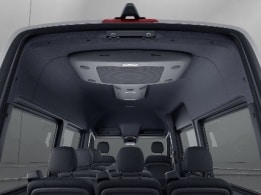 Sprinter Tourer, high-performance roof-mounted air conditioning