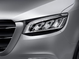 Sprinter Tourer, LED High Performance headlamps