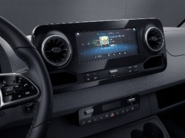 Sprinter Tourer, digital radio (DAB)