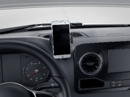 Sprinter Tourer, smartphone holder