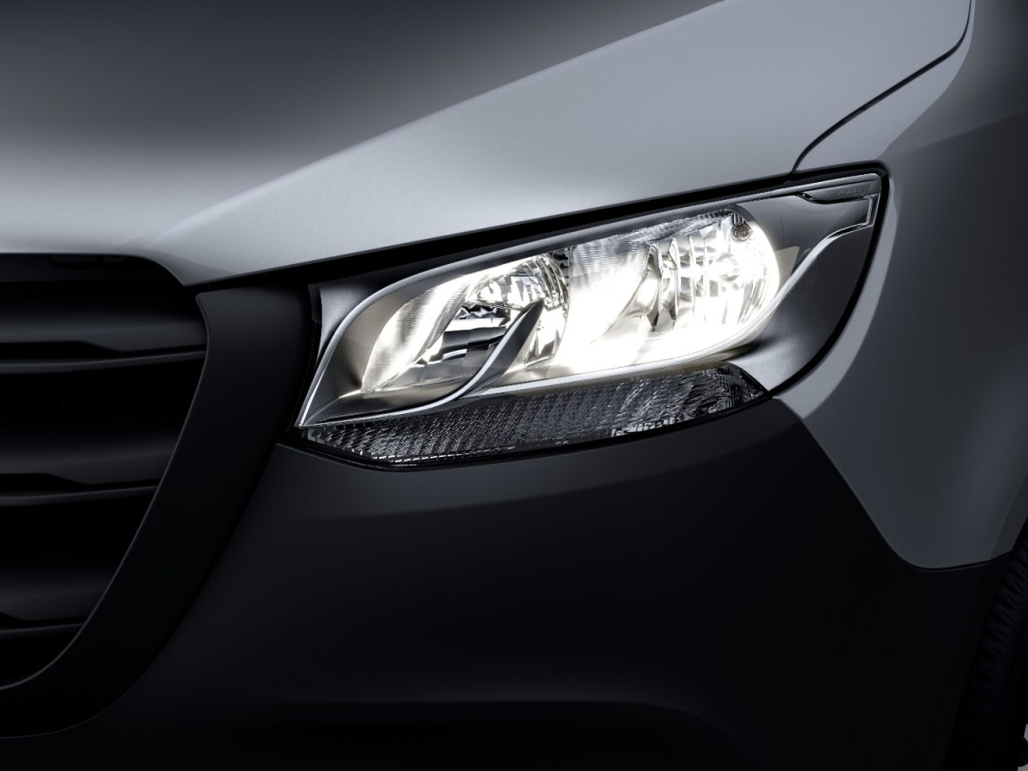 Sprinter Tourer, Headlamp Assist