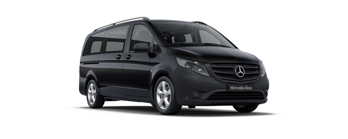 Vito Tourer, obsidian black metallic