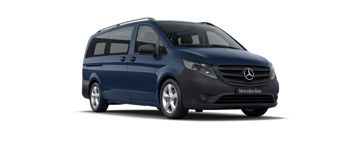 Vito Tourer, navy blue