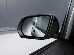 Vito Tourer, exterior mirrors, heated and electrically adjustable