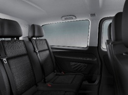 Vito Tourer, luxury interior trim